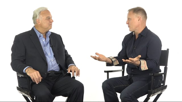 1 - Jack Canfield Asks John Bates Why He Is So Passionate About His Work