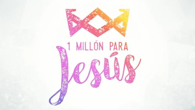 ECN Report 1 Millon Para Jesus