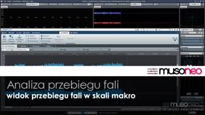 Analiza nagrań na podstawie przebiegu fali