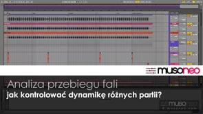 Jak kontrolować dynamikę basu i wokalu?