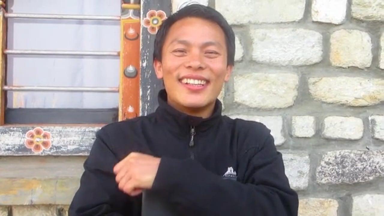 Lhomon Education Mindfulness Camp for Bhutanese teachers