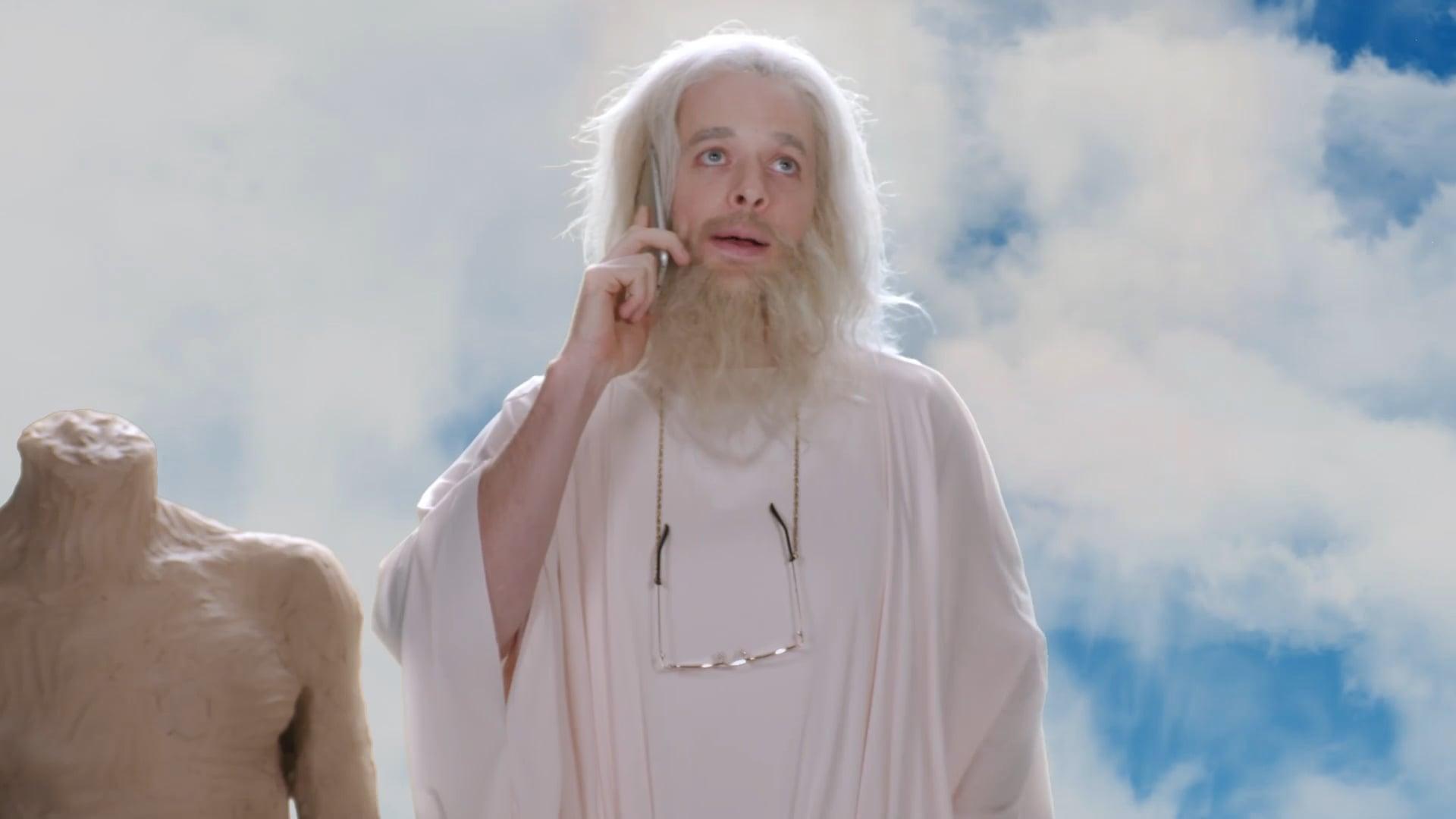FOXTEL // God Leaves A Voicemail