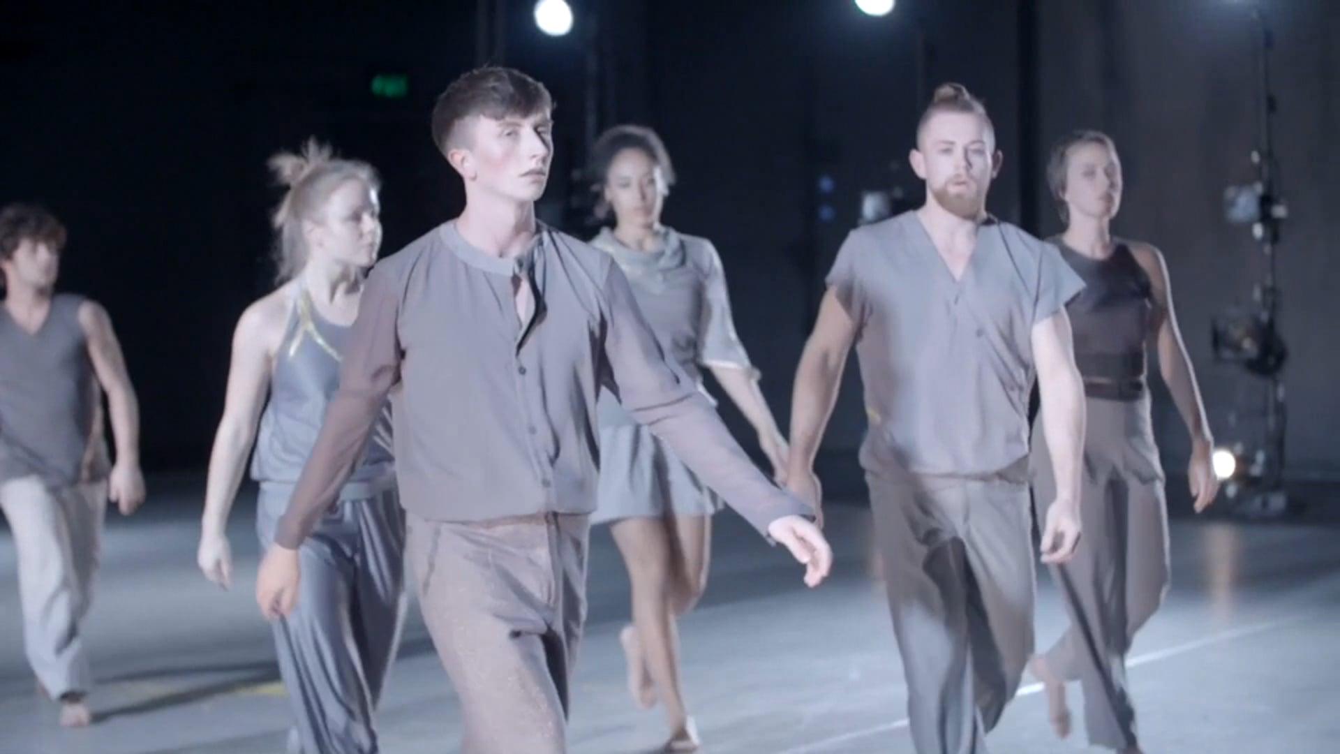 Osian Meilir - Transitions Dance Company Reel