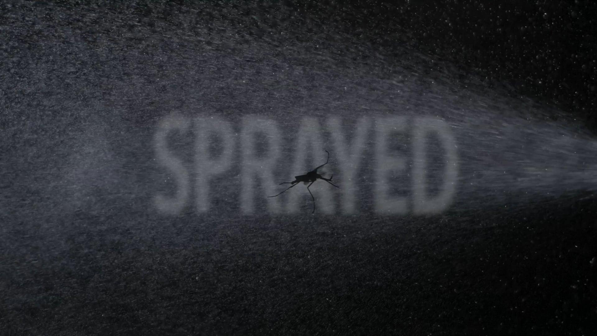 SPRAYED - a documentary by Craig Leon (Trailer)