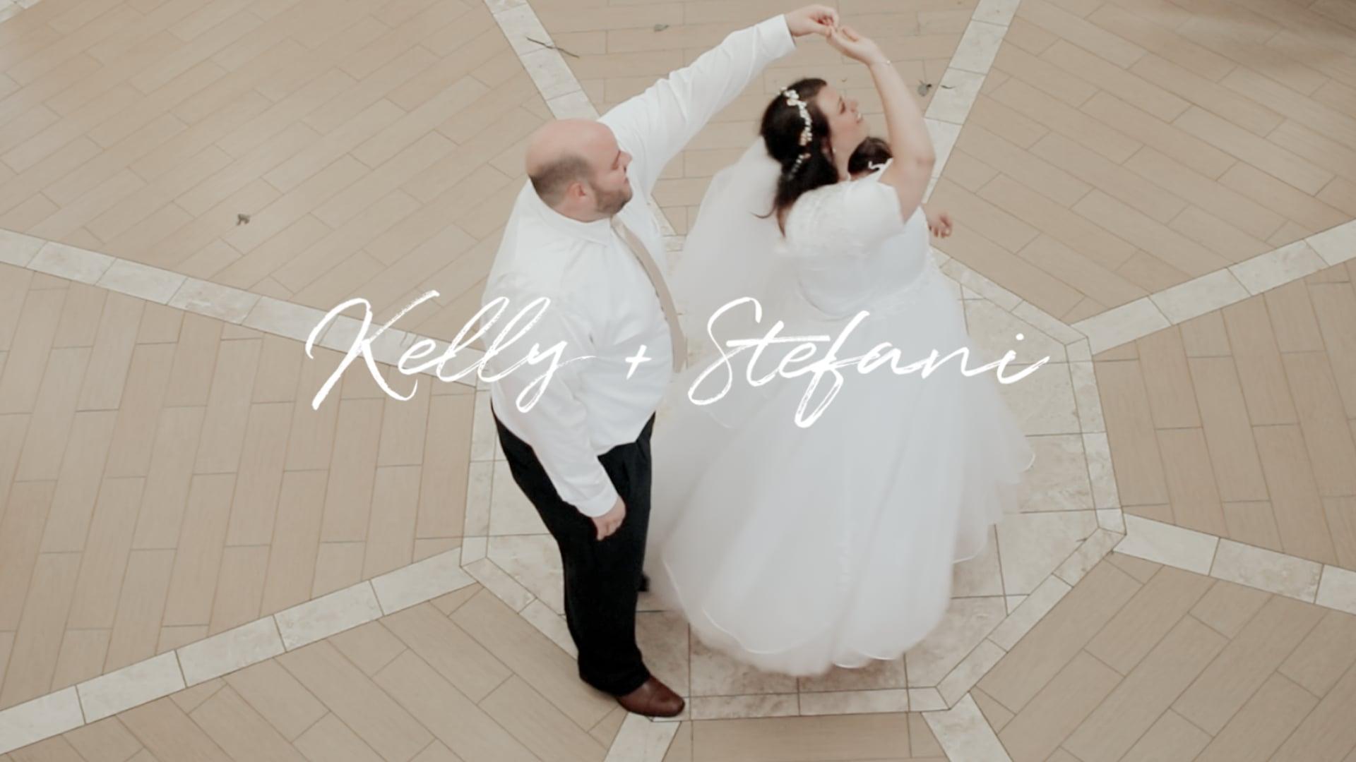 Kelly + Stefani // Reception