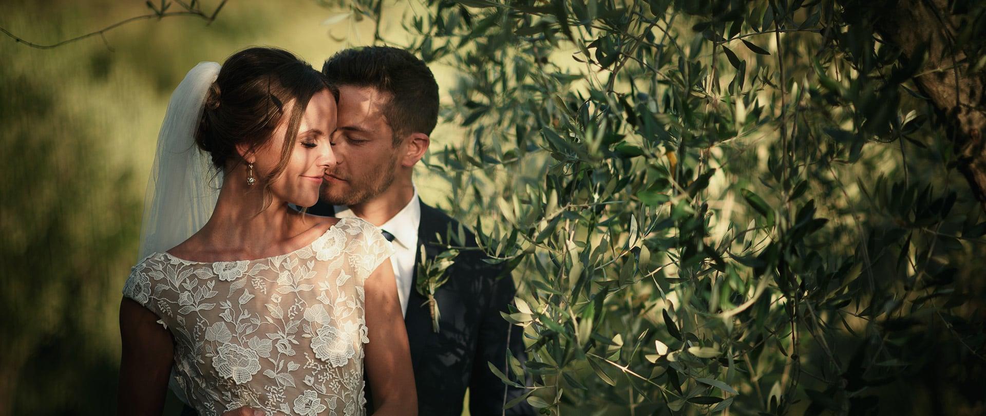 Valentina & Matt Wedding Video Filmed at Tuscany, Italy