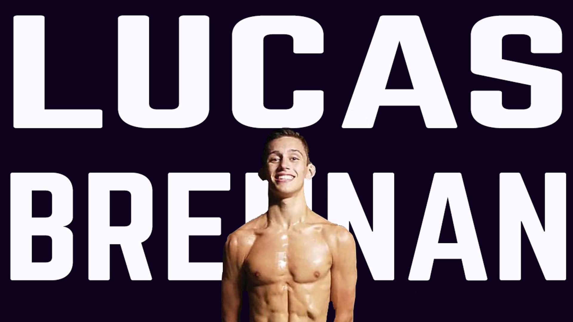 """Lucas Brennan """"The Fight"""""""