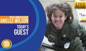 NASA Ambassador Janelle Wilson Provides Eclipse Tips