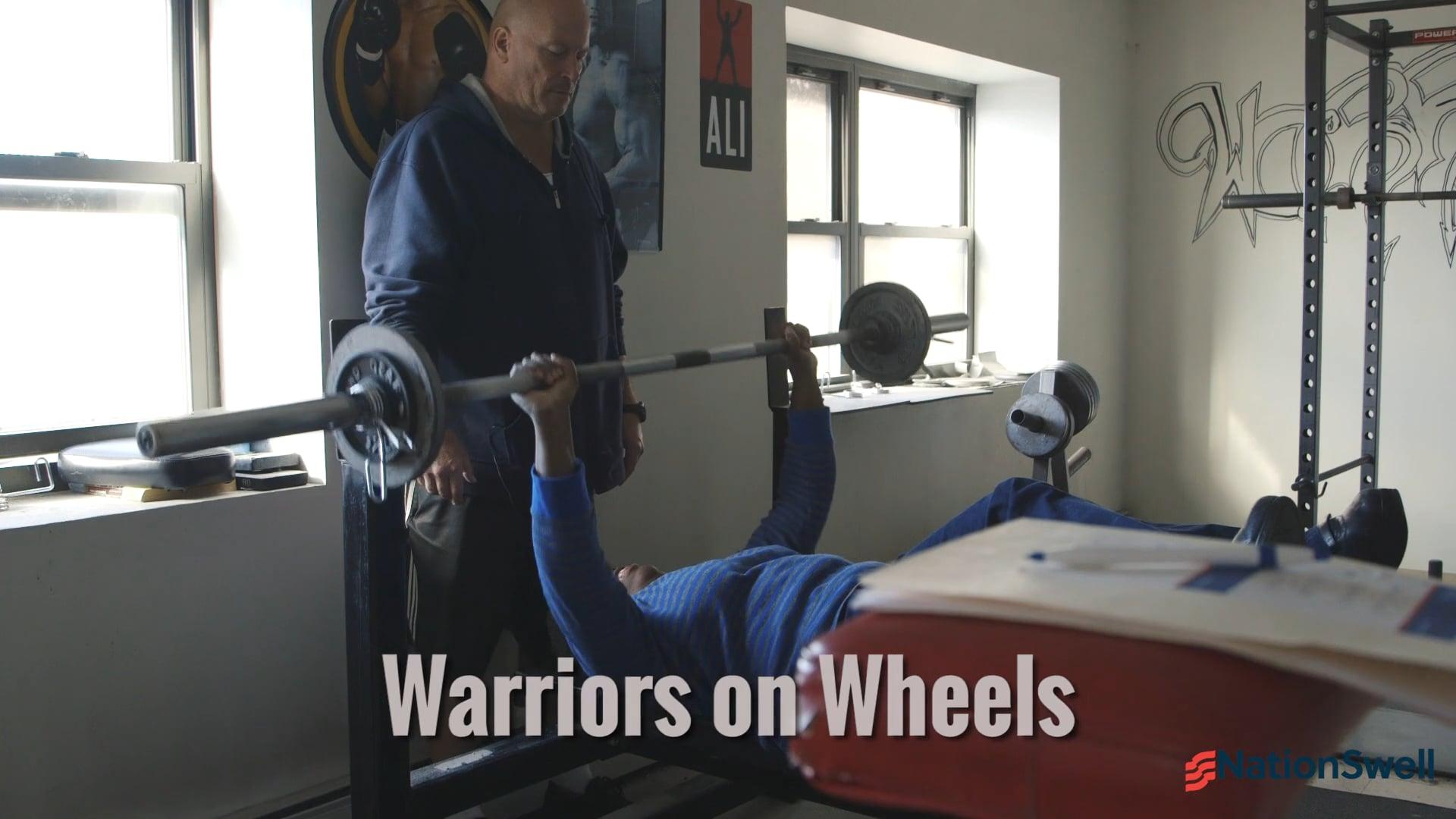 Warriors On Wheels