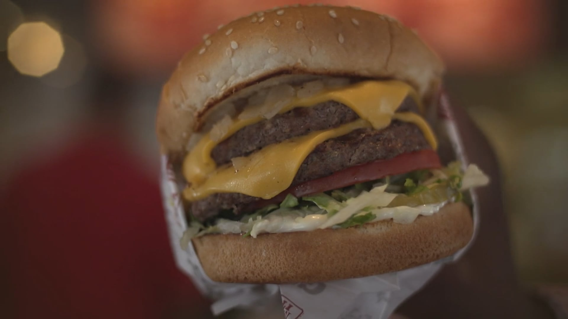 Habit Burger : Russ Bendel Receives Award