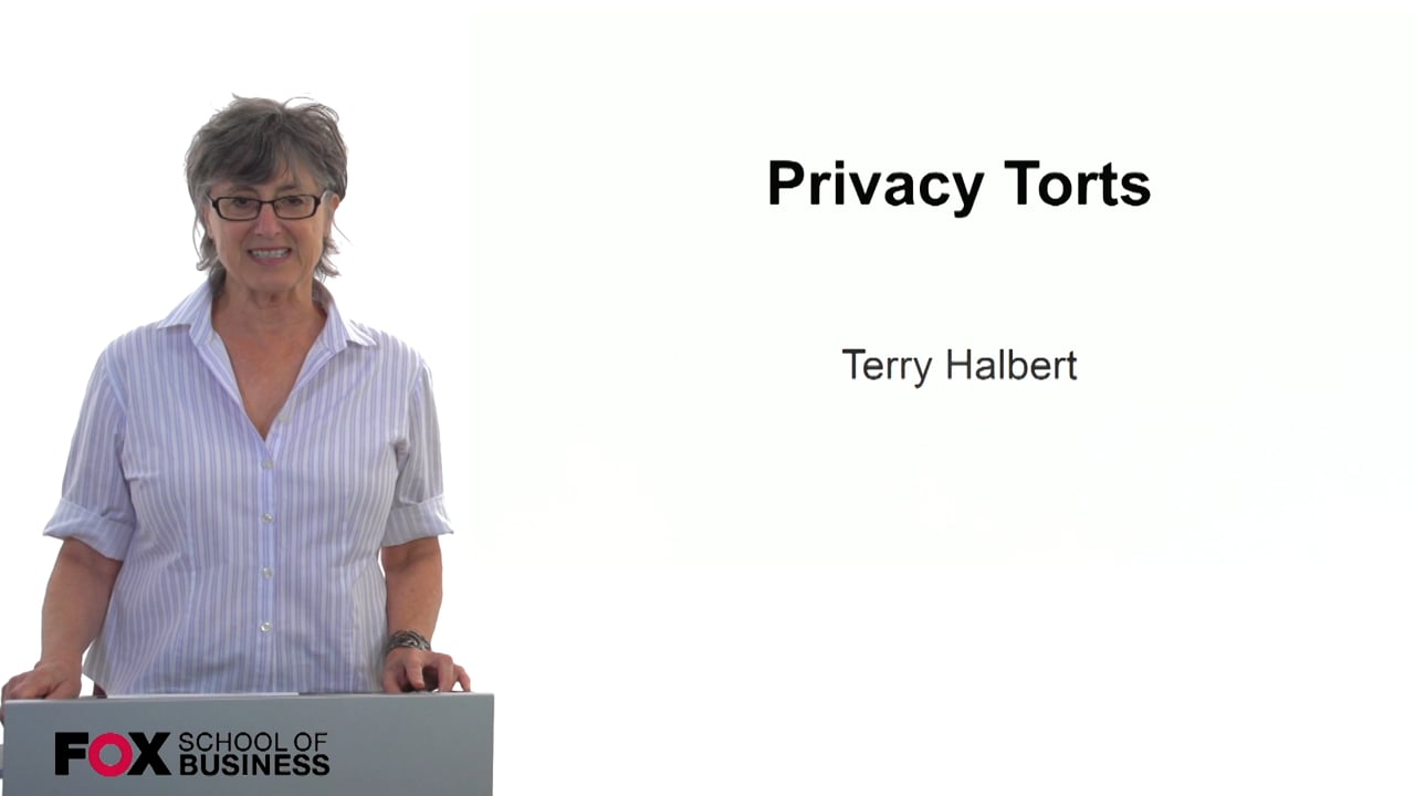 59860Privacy Torts