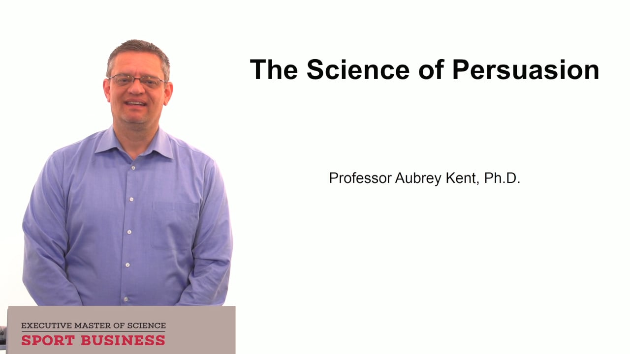 59788The Science of Persuausion