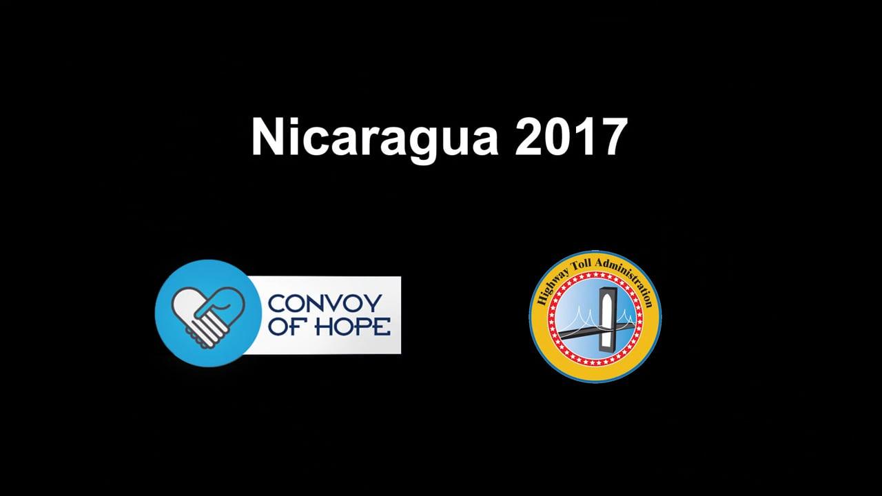 HTA & Convoy of Hope in Nicaragua
