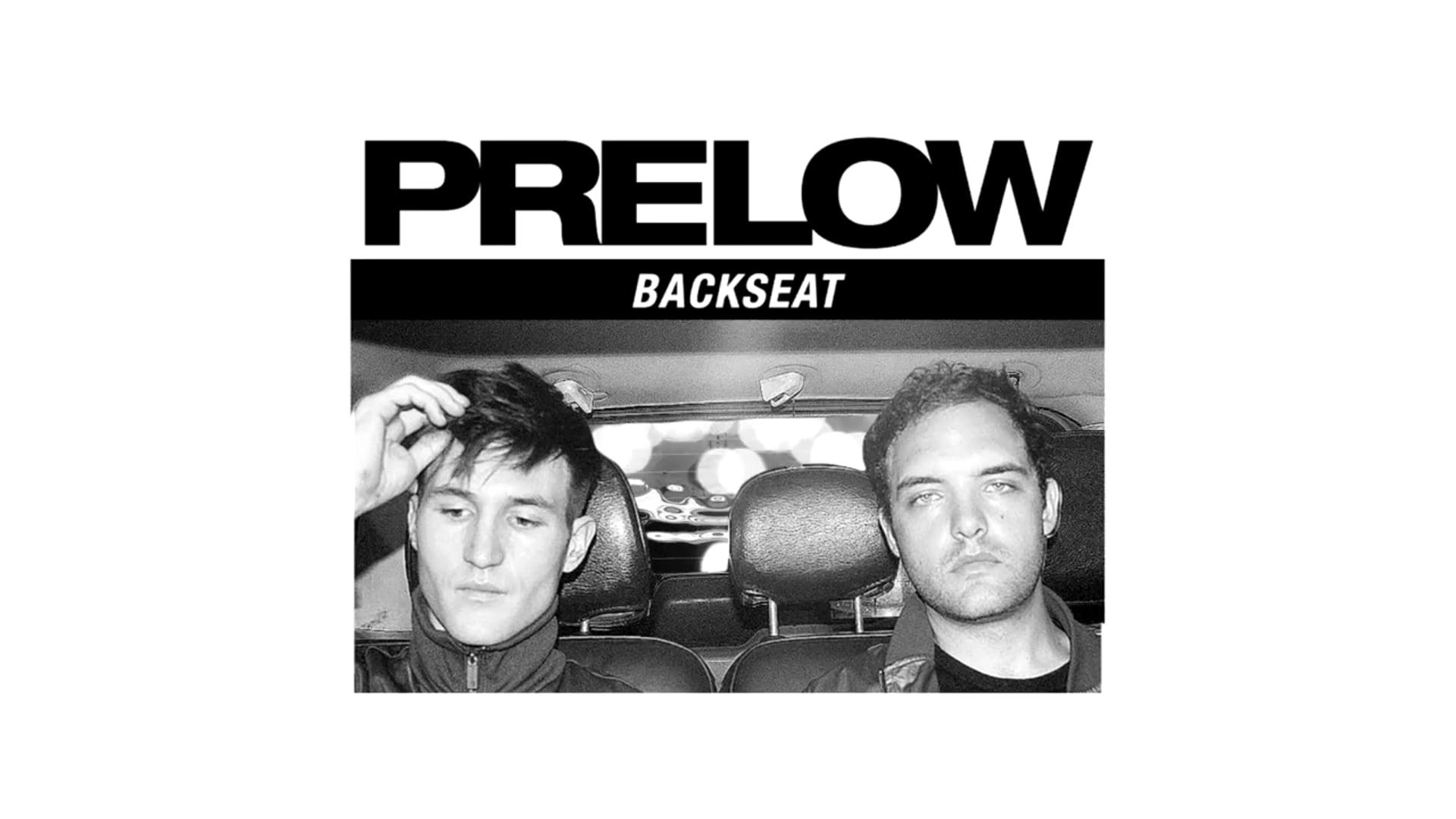 "Prelow - ""Backseat"" Visualizer"