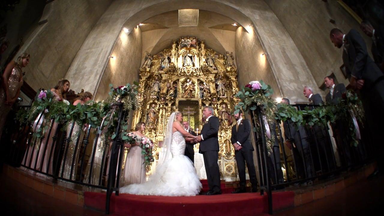 Shelby & Steve and their Mission Inn - Loft 84 Wedding Video Highlight