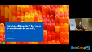 BUILDING A DIVERSITY & INCLUSION TEAM FROM THE BOTTOM UP