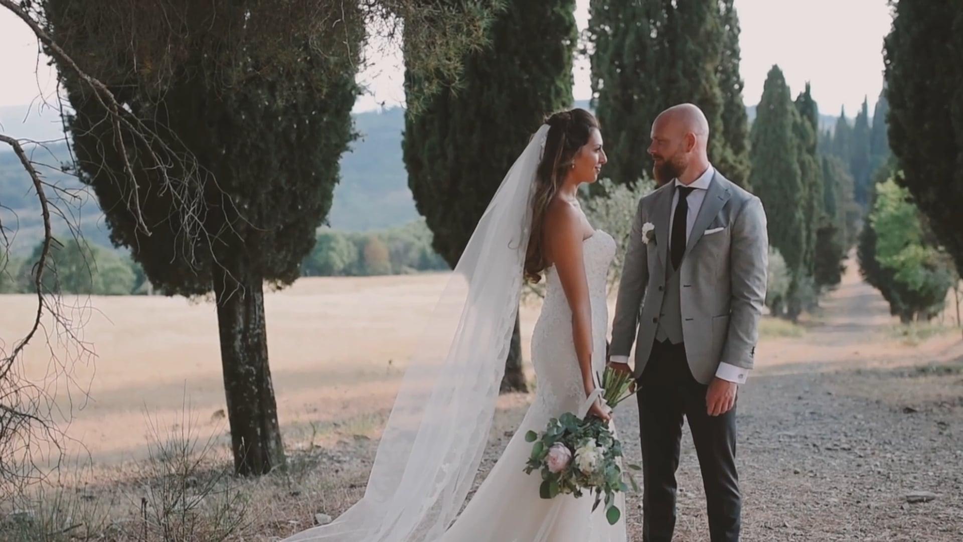 Ramon & Laura - An epic Italian wedding