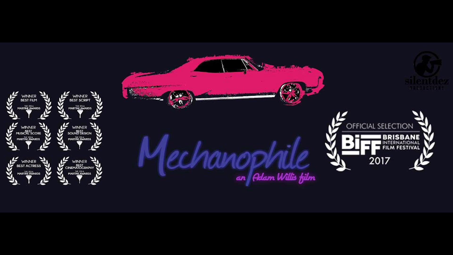 Mechanophile [2017]