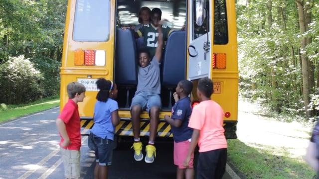 North Carolina Public Schools Bus Evacuation.mp4