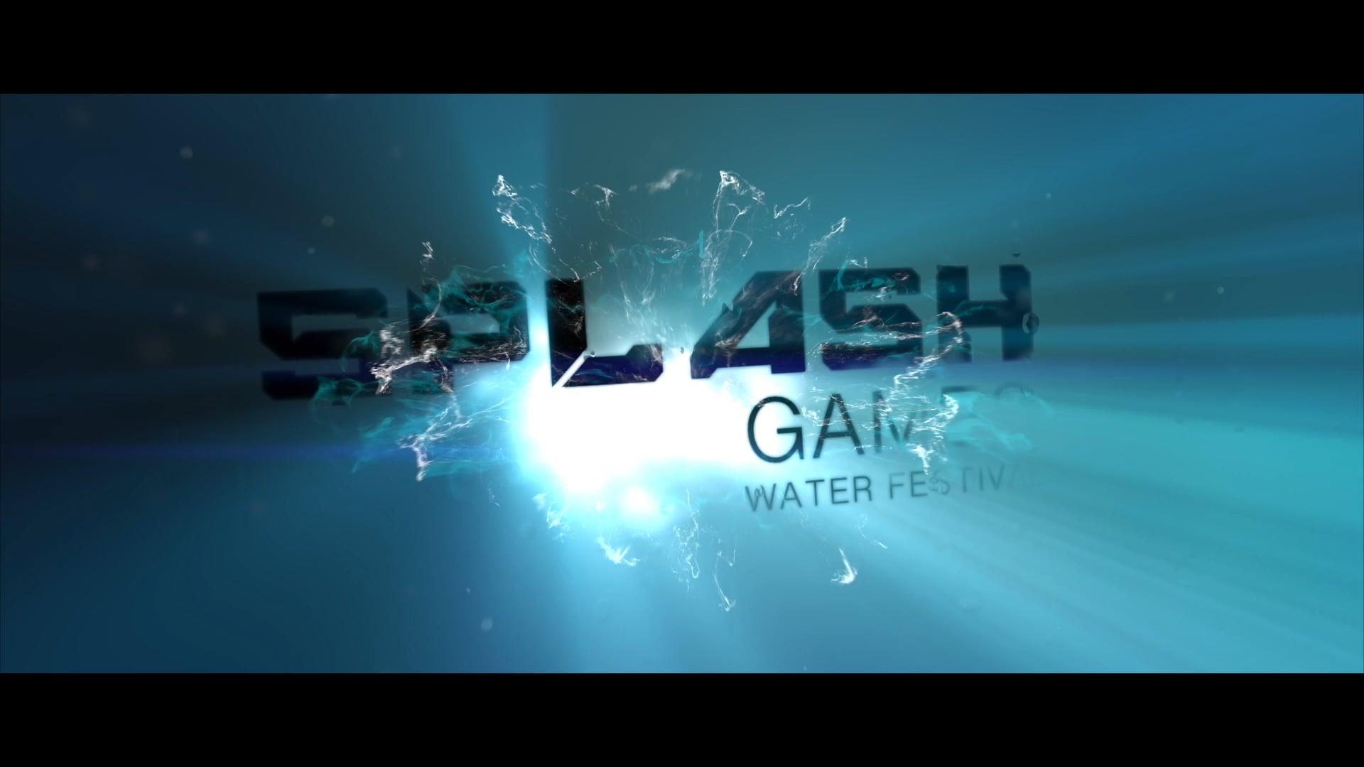 Splashgames Water Festival