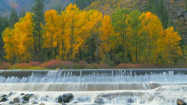 Wenatchee River, Washington State