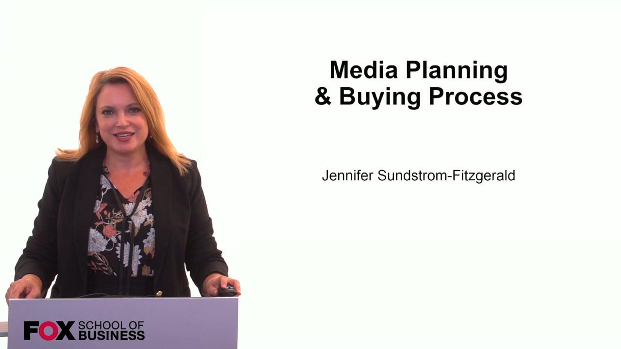 59856Media Planning & Buying Process