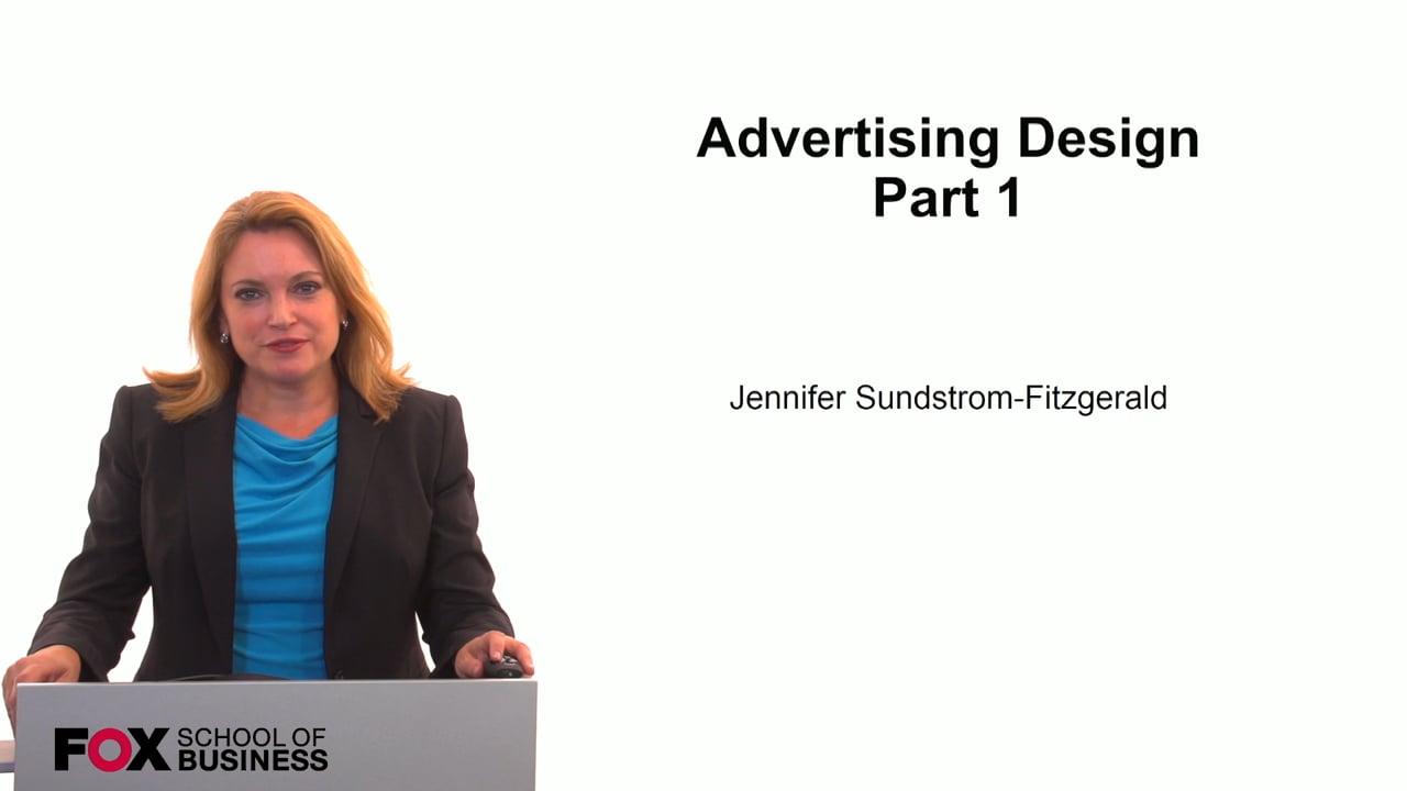 59850Advertising Design Part 1