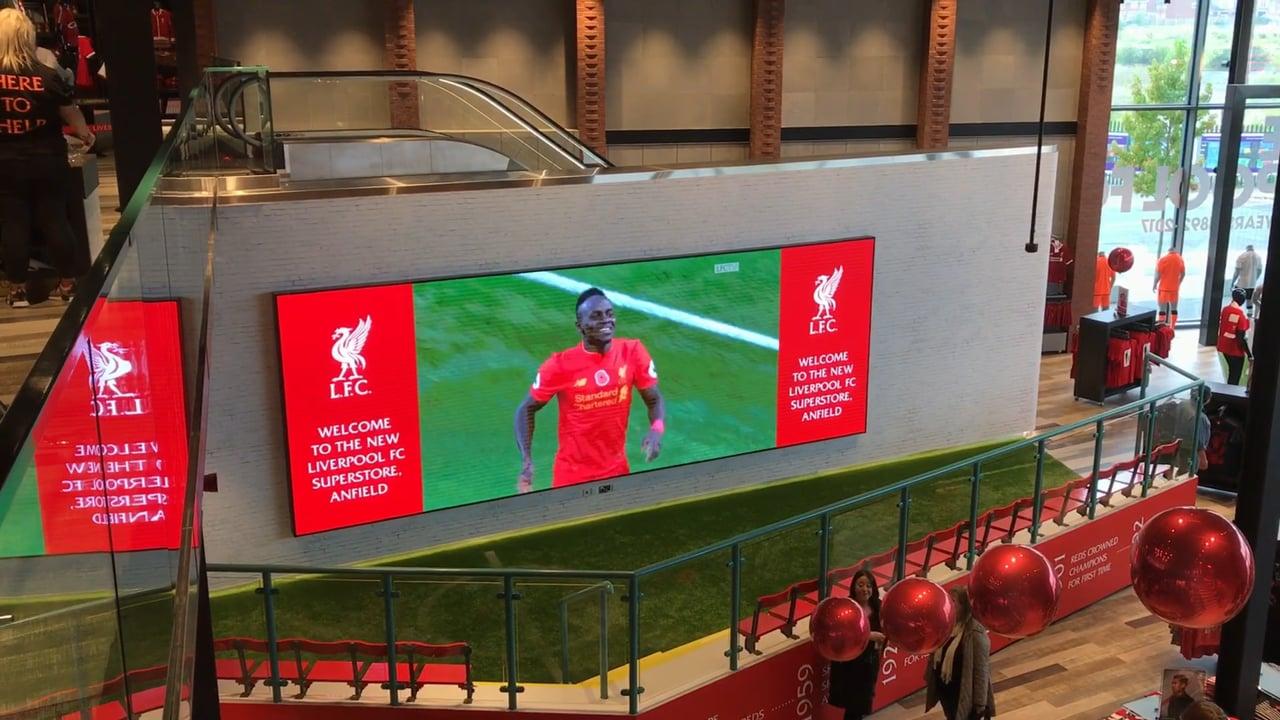 Liverpool Football Club - Flagship Merchandise Store