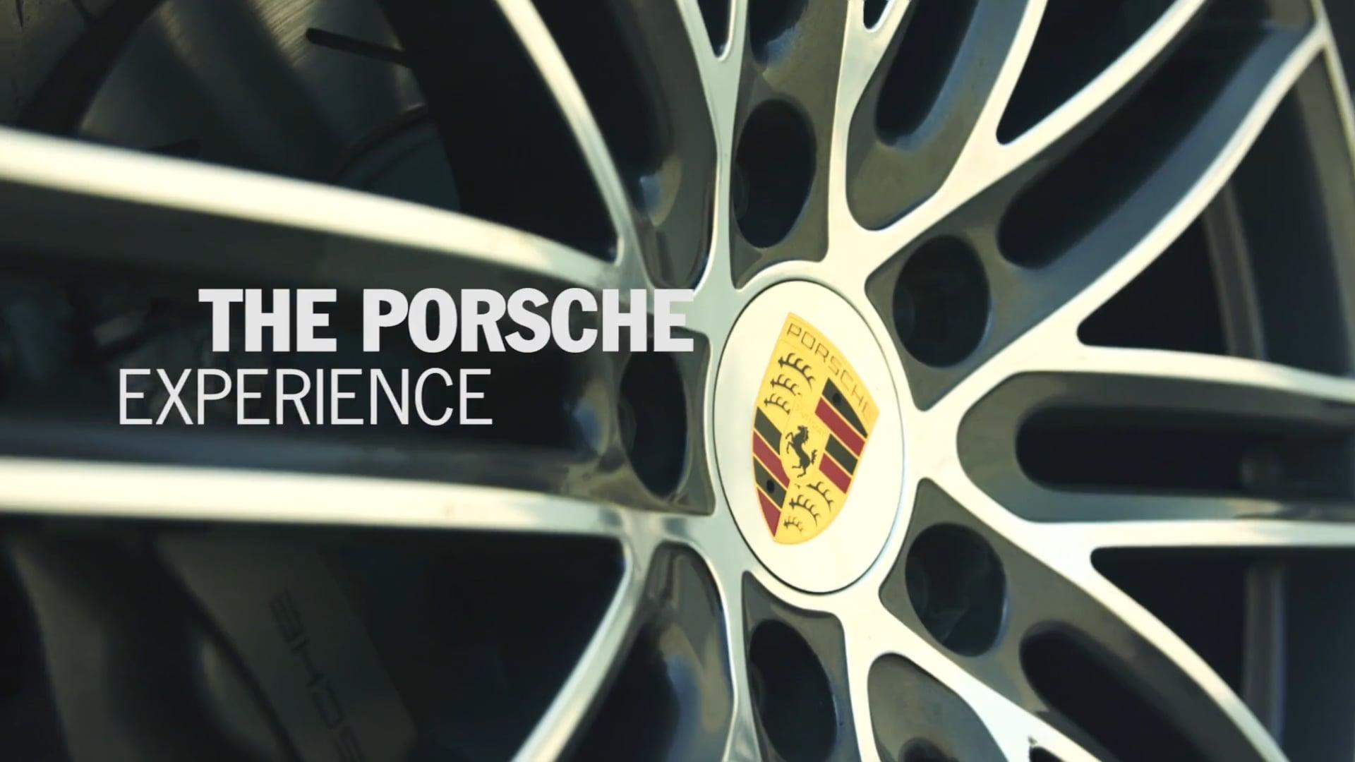 THE PORSCHE EXPERIENCE   Dubai Promotional Event Coverage