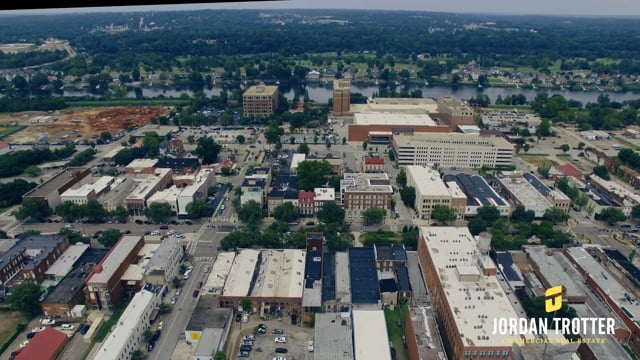 Downtown Augusta Flyover