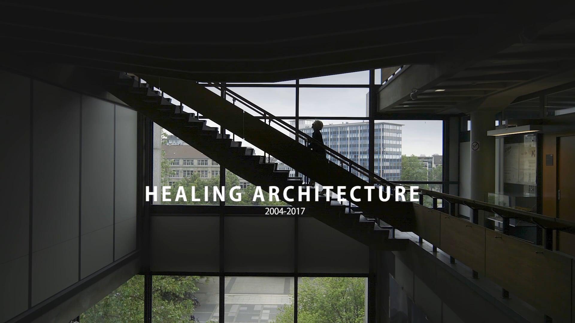 Nickl & Partner - HEALING ARCHITECTURE