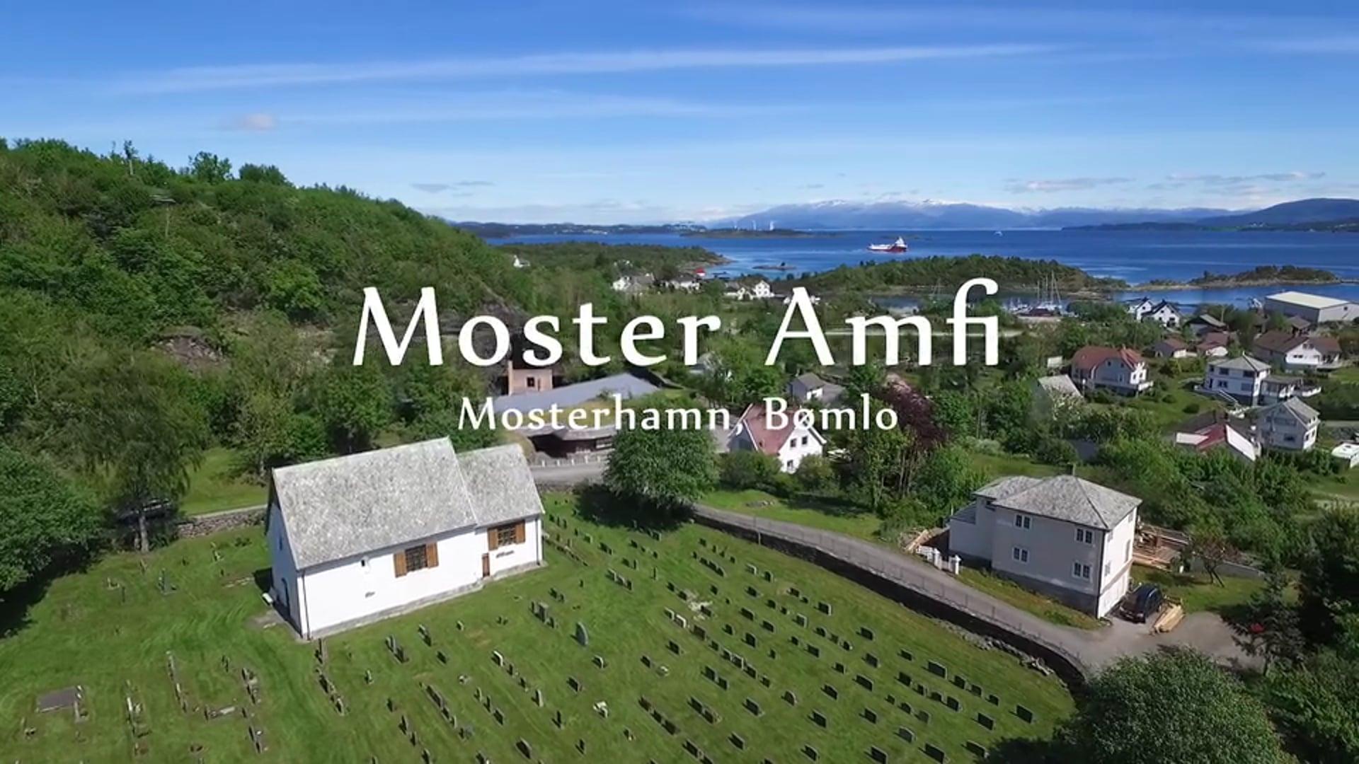 Opplev Moster Amfi