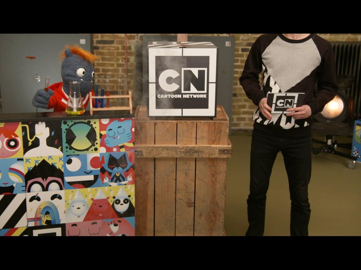Cartoon Network TRAILER