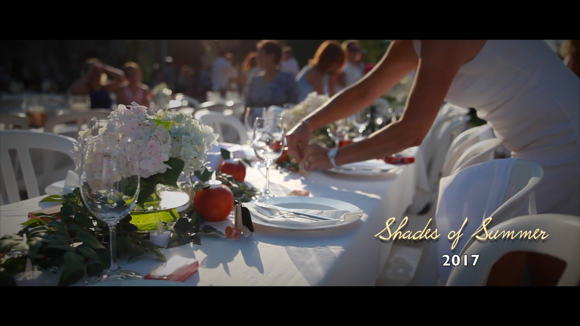 Shades of Summer Dinner Event - Niagara on the Lake 2017