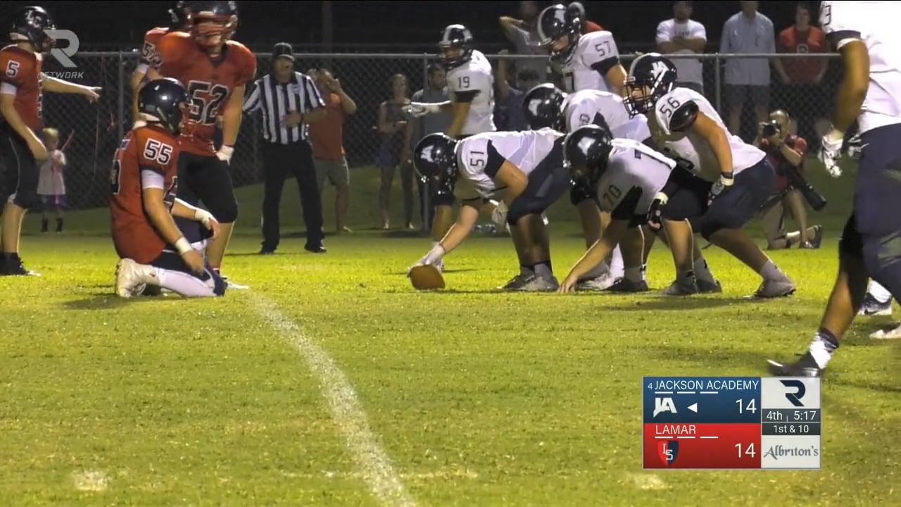 Varsity Football-2017-Game2-Lamar