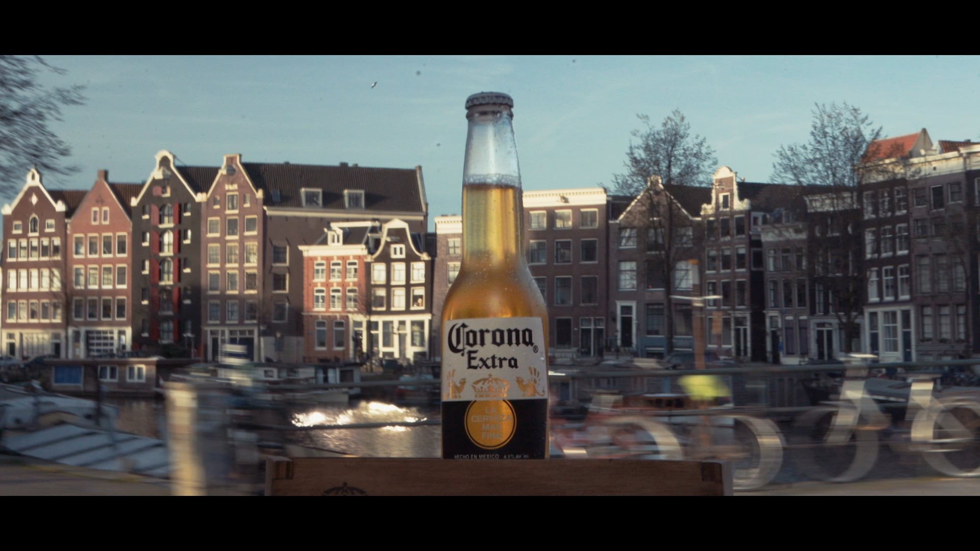 Corona - Amsterdam
