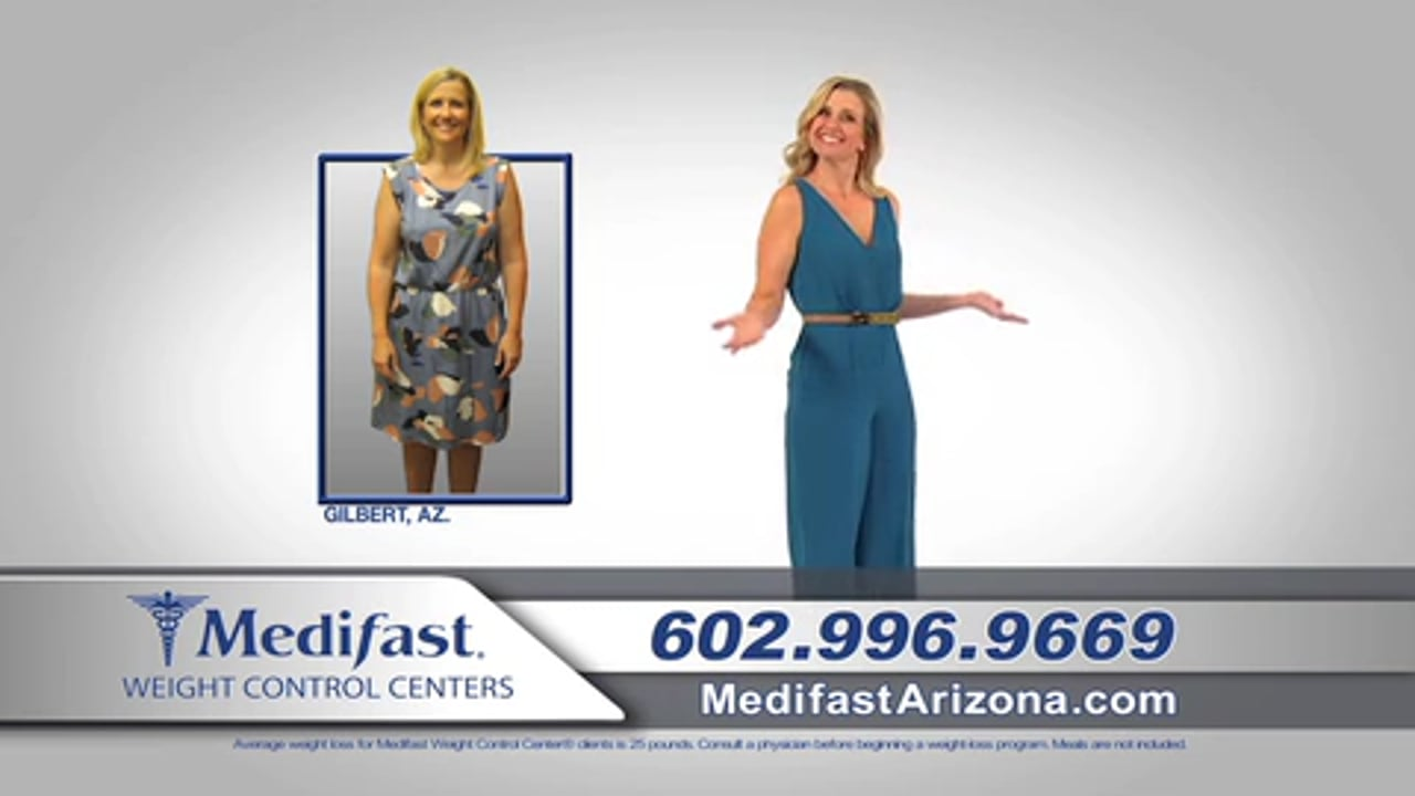 Kim Lost 30 lbs at the Scottsdale Medifast Center After Having Twins!