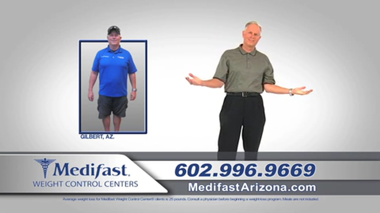 Reese Lost 51 lbs at the Medifast Gilbert Location