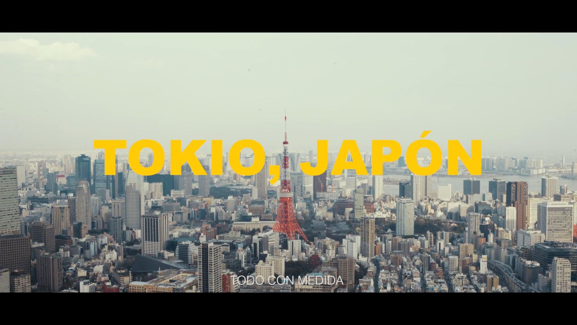Corona - Tokio