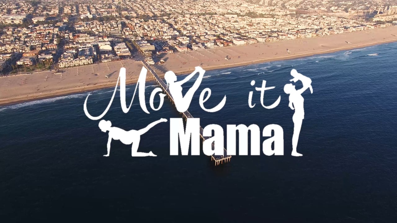 MOVE IT MAMA- The New Mama Fitness Guide