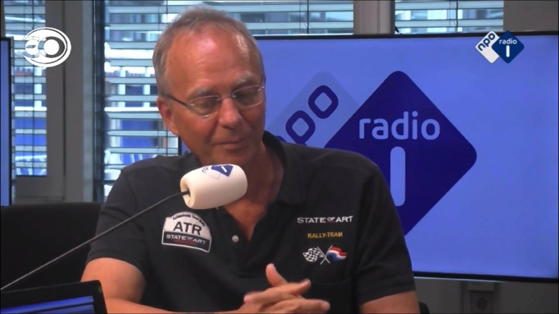 Interview Henk Kamp 6 juni 2017
