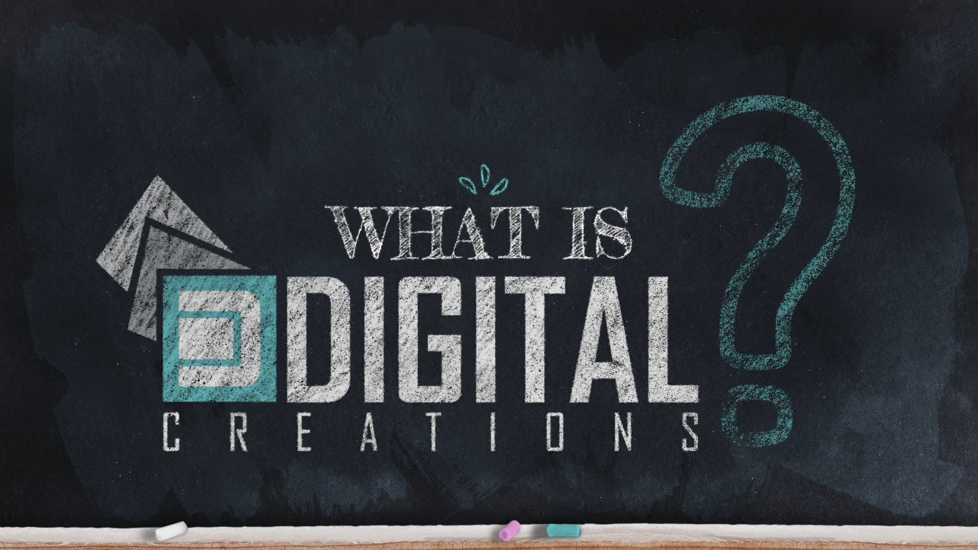 What is Digital Creations?