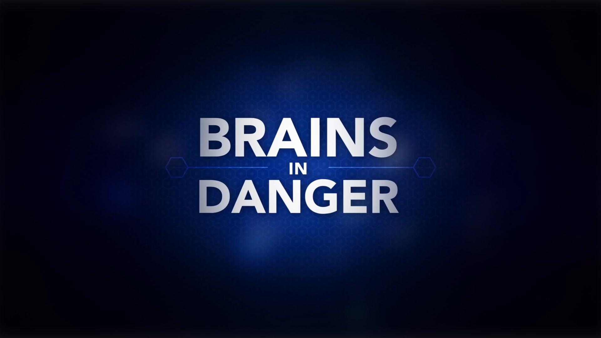 BRAINS IN DANGER