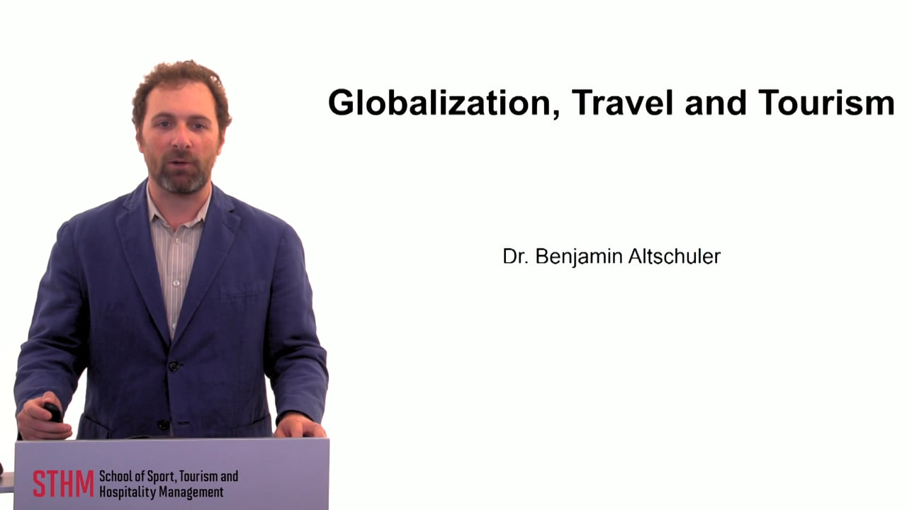 59879Globalization, Travel and Tourism