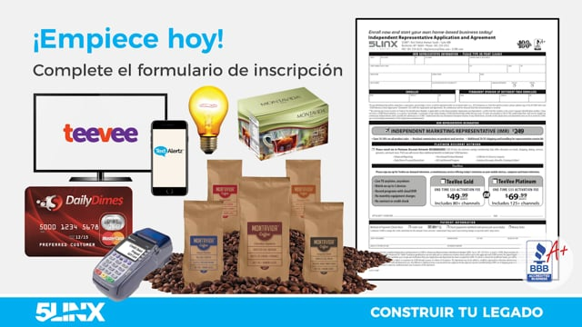 31375LINX Spanish Quickstart Presentation