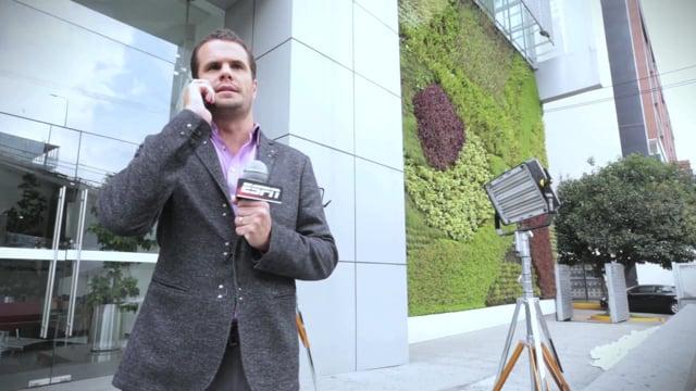 "ESPN - DOMINO'S Nueva App ""Ricardo Puig"" Pasa por Pizza · Spot TV 30 seg"