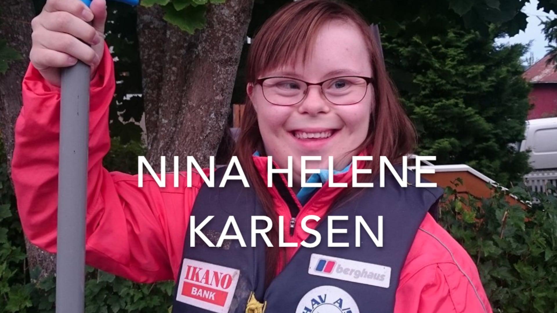 Pasvik 2017 - Første deltaker: Nina