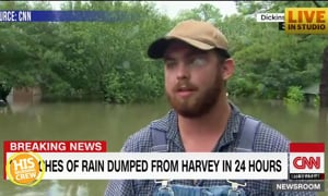 Man Answers Call for Help on Facebook, Rescues Dozens