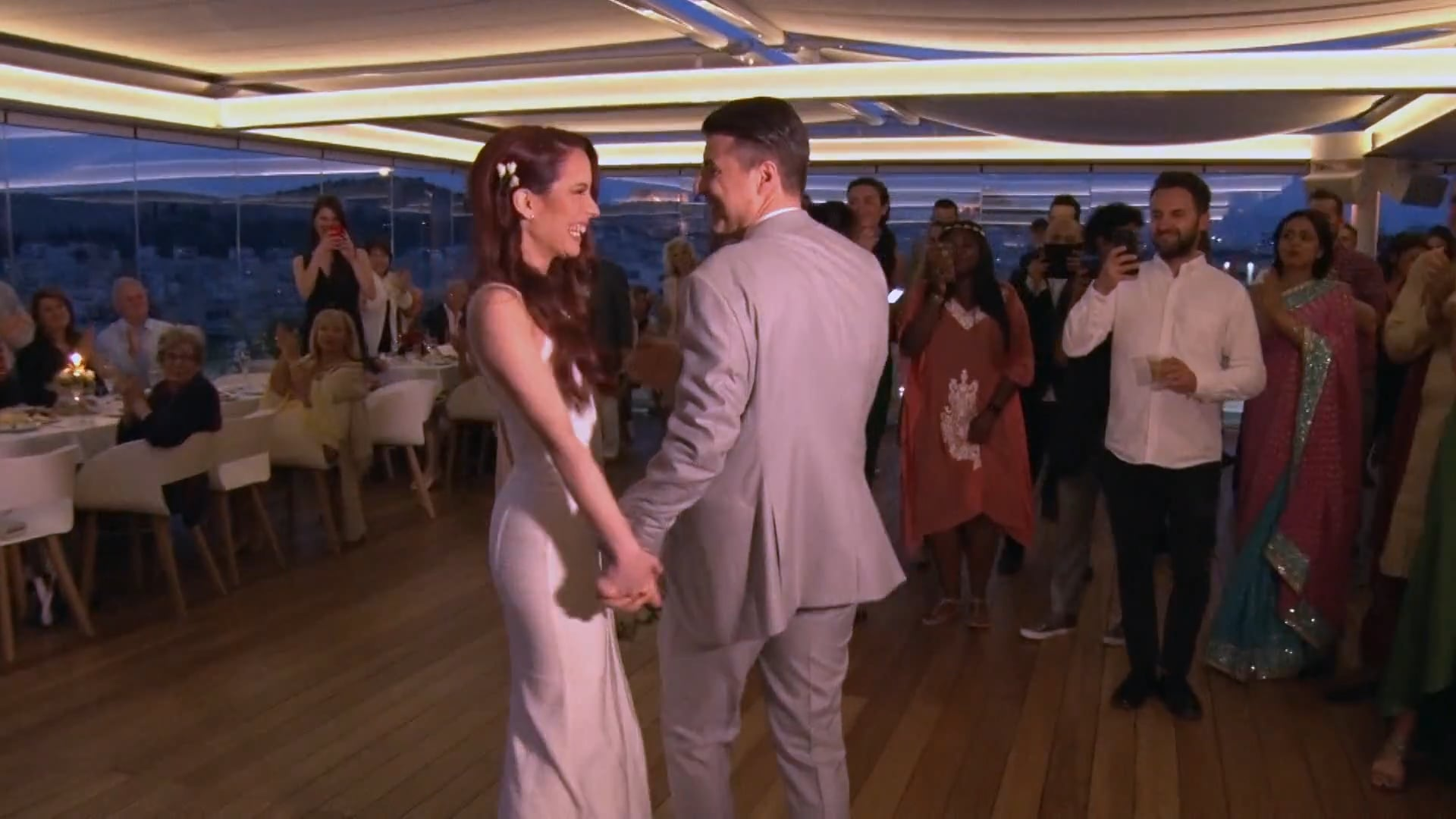 The 3 Michelin starred restaurant VIP Destination Wedding Video! Athens 27.5.17, Theo & Elvira, Hytra, by Nikos Alatas