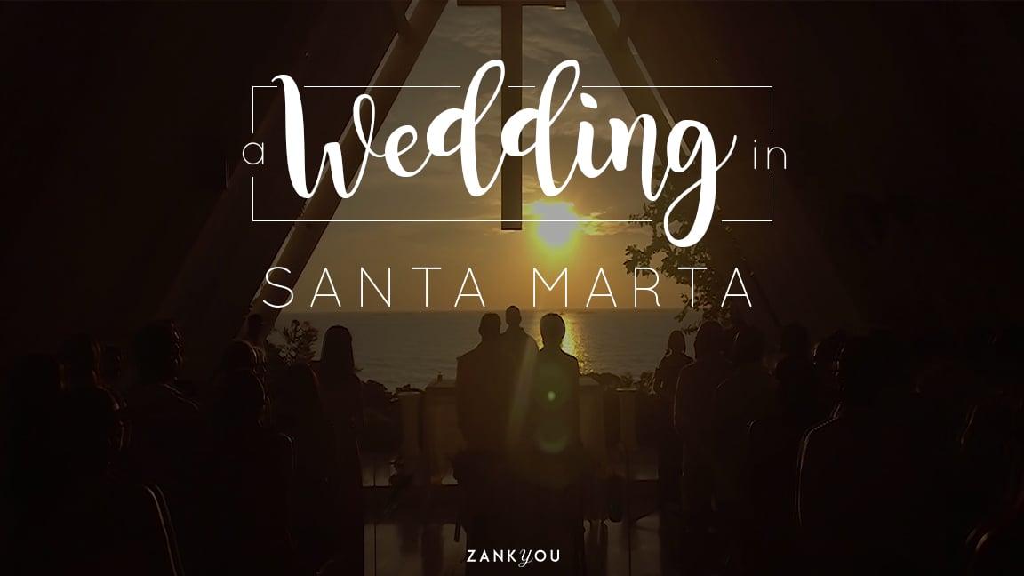 Tráiler Delfina + Alejandro (A wedding in Santa Marta) 01/04/2017